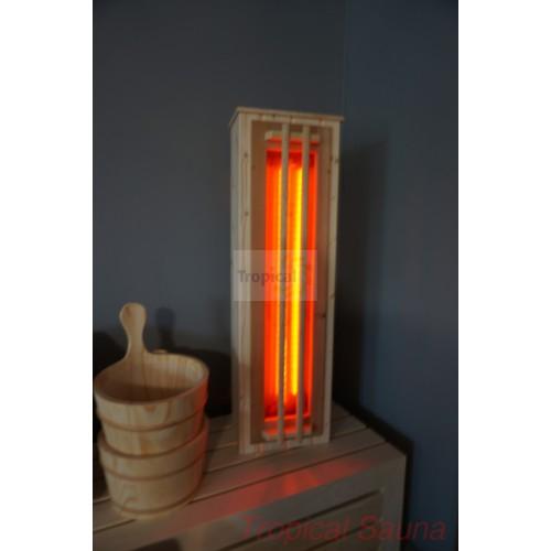 Lampa Infrared w obudowie...